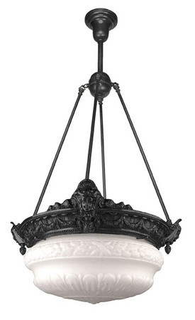 Empire-Rod-Mounted-Chandelier-With-Extender-(92-LRCB-PB)