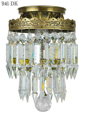 Small-or-Mini-Crystal-Prism-Chandelier-Pendant-Light-Fixture(941-PB)