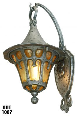 Tudor or Bungalow Style Period Porch Lights (ANT-1007)
