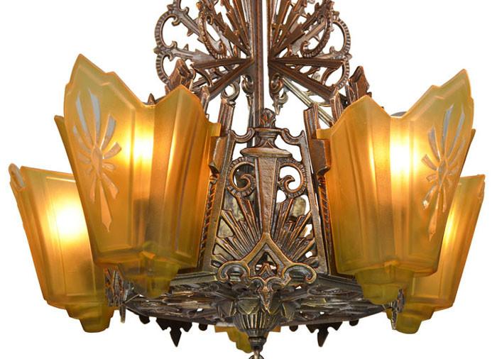Vintage Hardware Amp Lighting Antique Restore Bronzed