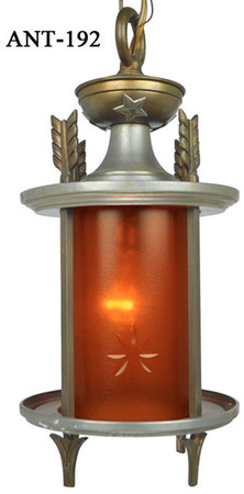 Arts-and-Crafts-Arrow-Motif-Light-c1940-50-(ANT-192)