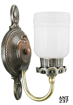 Pair-of-Antique-Edwardian-Sconces-(ANT-237)