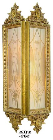American Large Theater Wall Sconce (ANT-282)