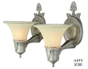 American Pair of Art Deco Sconces  (ANT-286)