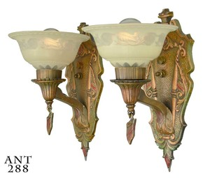 American-Pair-of-Art-Deco-sconces-(ANT-288)