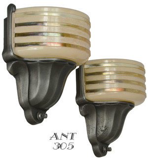 American-Art-Deco-STREAMLINE-Sconces-by-Virden-(ANT-305)