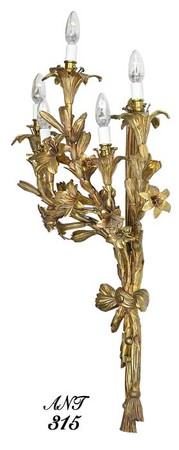 Neo-Rococo-French-candelabrum-sconce-(ANT-315)