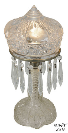1920s-Press-Cut-Small-Clear-Glass-Bedroom-Table-Lamp-(ANT-329)