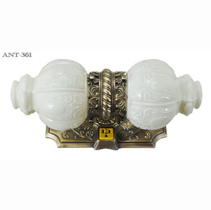 Very Decorative Over-the-Sink Bathroom Light (ANT-361)