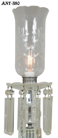 Outstanding-Pair-Of-period-Edwardian-Cut-Crystal-Hurricane-Lamps-(ANT-380)