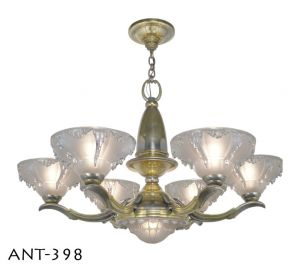 Outstanding-Ezan-style-French-Art-Deco-Chandelier-(ANT-398)