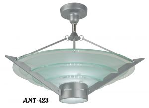 Mid-Century-Modern-Tiered-Glass-Chandelier-CA-Title-24-Light-Fixture-(ANT-423)