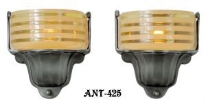 American-Art-Deco-STREAMLINE-Sconces-by-Virden-(ANT-425)