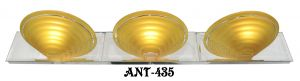 Contemporary-Bathroom-Amber-Shade-Mirrored-Backplate-Wall-Sconce--(ANT-435)