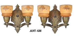 Pair-of-Circa-1920-1935-Art-Deco-Wall-Sconces-(ANT-436)