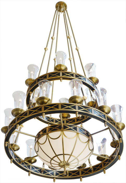 Vintage Hardware Lighting Marvelous Giant Chandeliers from the – Giant Chandeliers