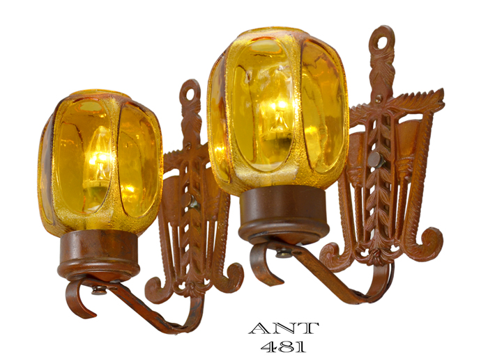 ANT-481__a_Antique_Vintage_Wall_Sconces_Lights_Lighting_Electrical_Fixtures_Amber_Shade.jpg