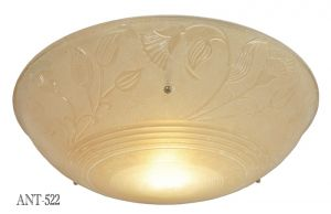 Large-Antique-Ceiling-Bowl-Light-Fixture-with-16