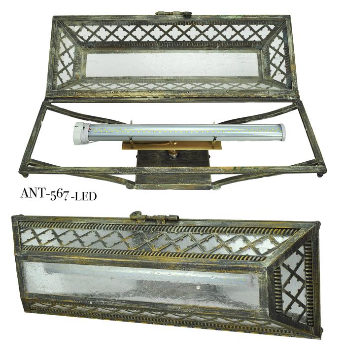 Vintage hardware lighting for Arts and crafts flush mount lighting