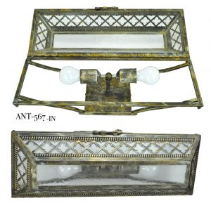 Arts-and-Crafts-or-Gothic-Style-Semi-Flush-Mount-Close-Ceiling-Light-(ANT-567)