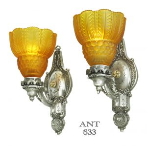 Edwardian-Wall-Sconces-1920s-Early-Art-Deco-Lights-Antique-Lighting-(ANT-633)