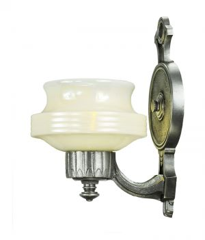 Art-Deco-Streamline-Style-Wall-Sconces-Pair-Antique-Lights-Fixtures-(ANT-673)