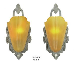 Art-Deco-Pair-of-Wall-Sconces-Antique-Lights-by-Markel-1930s-Fixtures-(ANT-681)