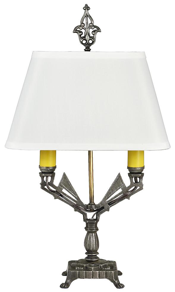 Antique Art Deco Table Lamp 1920s