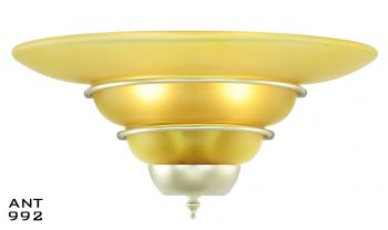 Art Deco Style SINGLE Nice Quality Sconce (ANT-992-1)