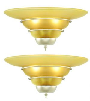 Art Deco Style Pair of Nice Quality Sconces (ANT-992)