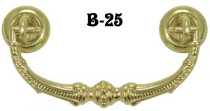 Victorian Style Cast Bail Handle (B-25)