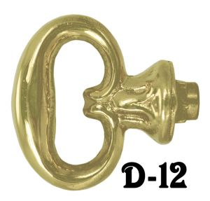 Mock Key Bow Pull Knob (D-12)