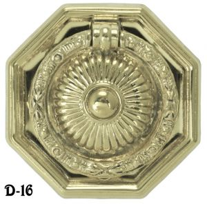 Octagon Regency Pull (D-16)