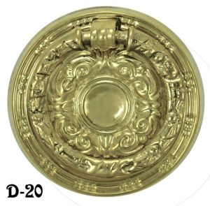 Wrought Regency Ring Pull (D-20)