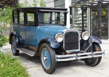 Antique 1924 Dodge Brothers Special Series 116 Four Door Sedan