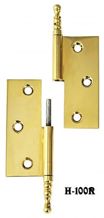 Extruded-Right-Hand-Liftoff-Hinges---Pair-(H-100R)