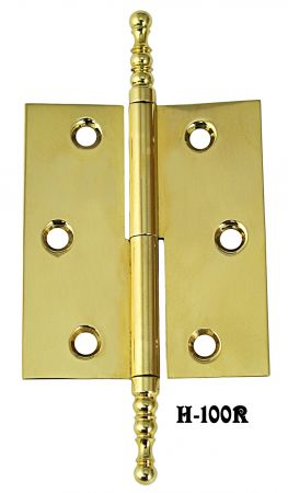 Extruded Right Hand Liftoff Hinges - Pair (H-100R)