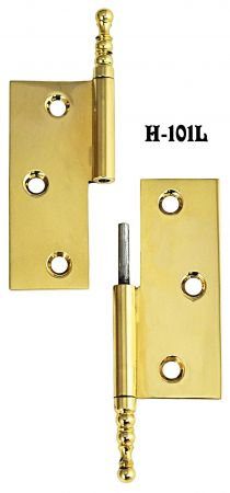 Extruded-Left-Hand-Liftoff-Hinges---Pair-(H-101L)