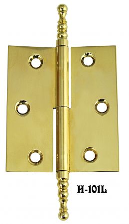 Extruded Left Hand Liftoff Hinges - Pair (H-101L)