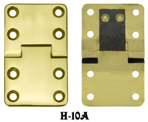 Square Butler's Tray Hinges - Pair (H-10A)