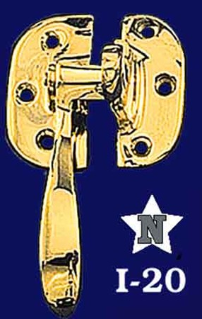 "Icebox Left Handed Latch 3/8"" to 1/2"" Offset (I-20)"