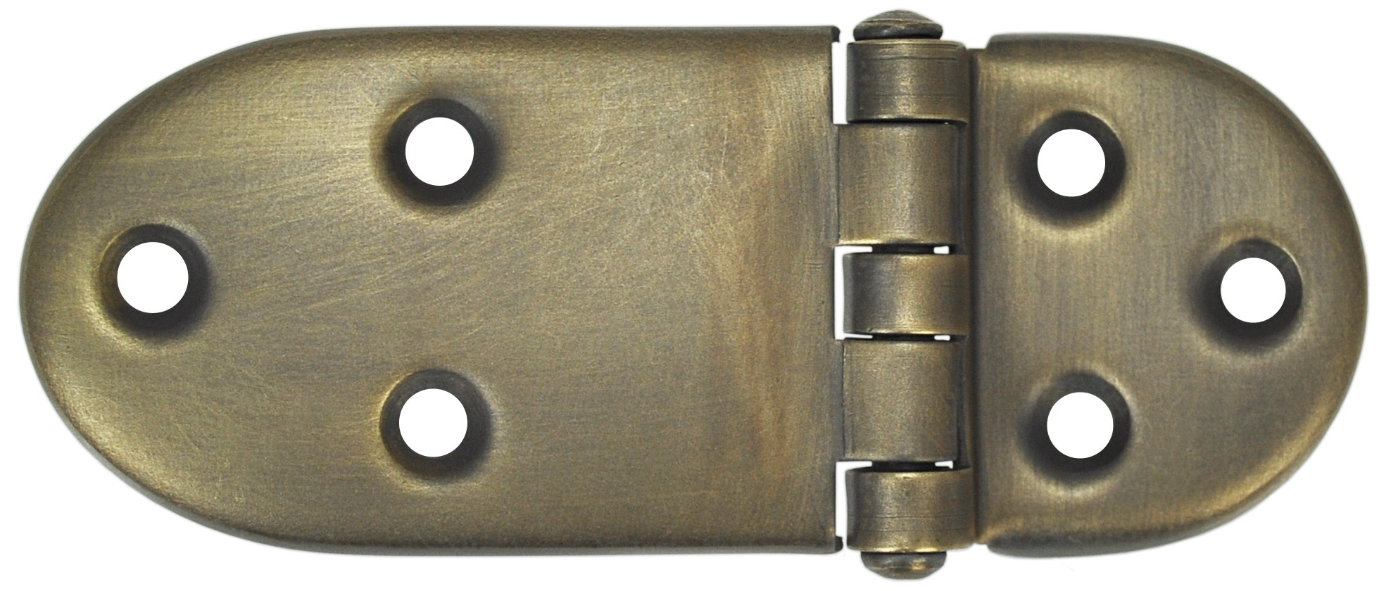 Icebox Recreated Pair Of Plain 375 Inch Offset Hinges I 8