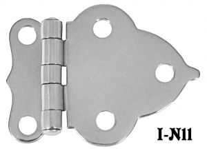 Hoosier-Pair-of.375-inch-Offset-Hinges-(I-11)