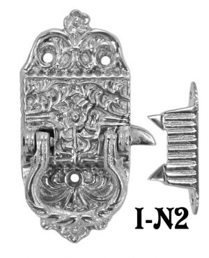 Victorian-Decorative-Icebox-Fancy-Left-Hand-Latch-(I-2)