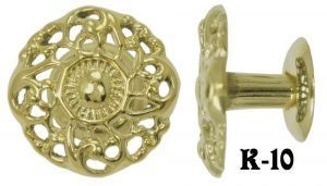 Large Lacy Vintage Design Knob (K-10)