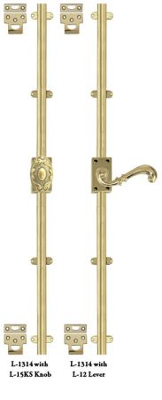 French-Door-Bolt---Basic-Cremone-Door-Security-Bolt-Single-Door-Set-(L-1314)