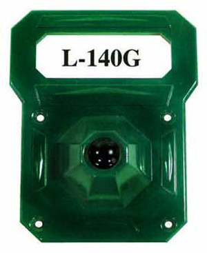 Bakelite Recreated Art Deco Green Electric Push Button Doorbell (L-140G)
