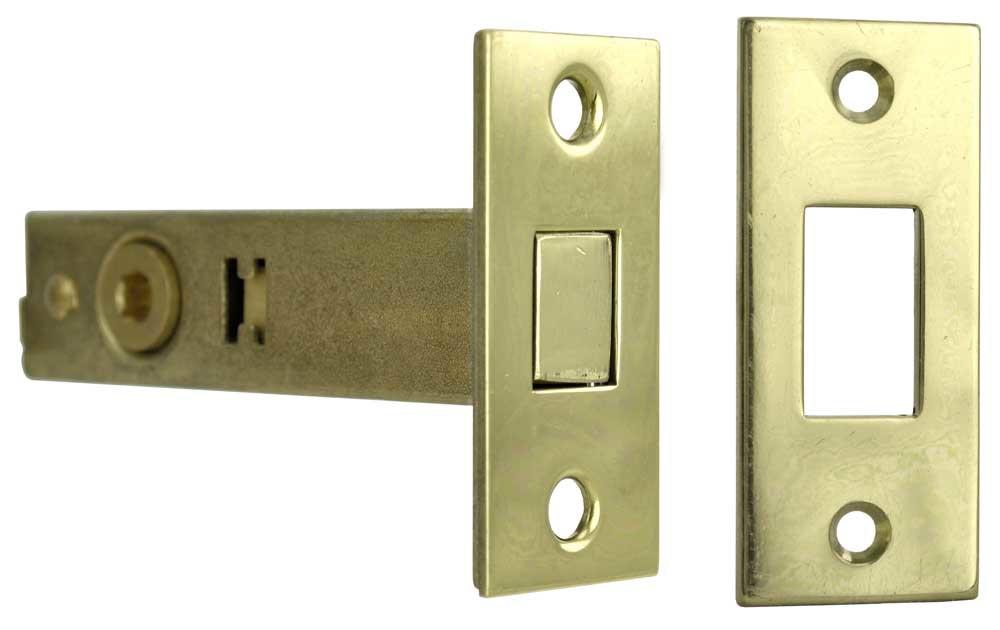 Description  sc 1 st  Vintage Hardware u0026 Lighting & Vintage Hardware u0026 Lighting - Dead Bolt Privacy Tubular Door Latch 2 ...