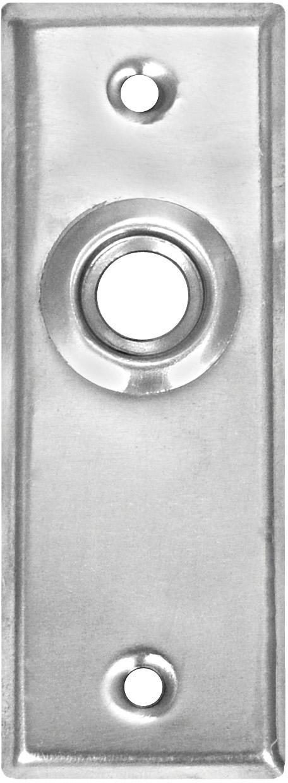 Vintage Hardware Amp Lighting Non Locking Screen Door Plate L 67px