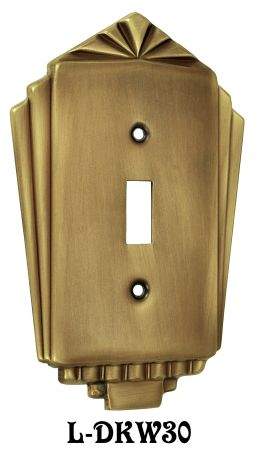 Art-Deco-Single-Switch-Cover-Plate-(L-W30)